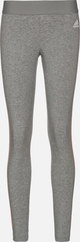 ADIDAS PERFORMANCE Tights 'MH 3S' in grau / rosa, Produktansicht