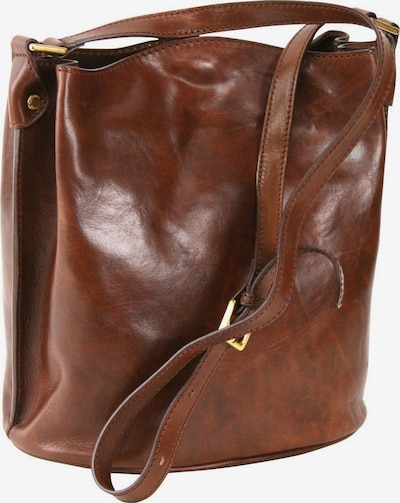 The Bridge Schultertasche 'Story Donna' in braun, Produktansicht