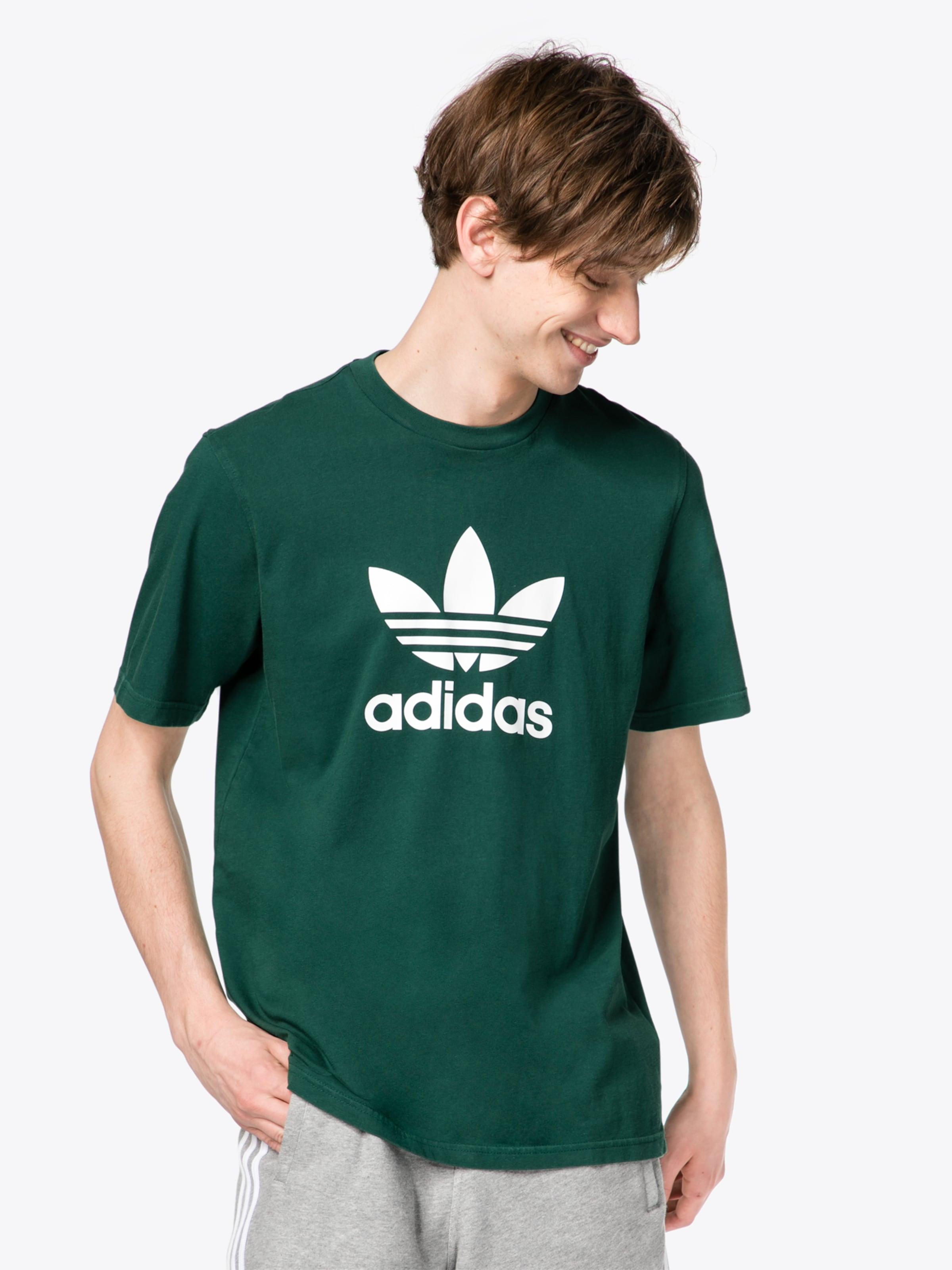 Verkauf Komfortabel Pay Online Mit Visa-Verkauf ADIDAS ORIGINALS T-Shirt 'TREFOIL' Billig Verkauf Bester Großhandel cfziRX7zZQ