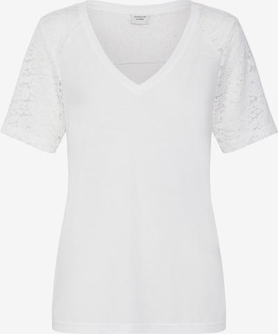 JACQUELINE de YONG Koszulka 'STINNE' w kolorze białym, Podgląd produktu