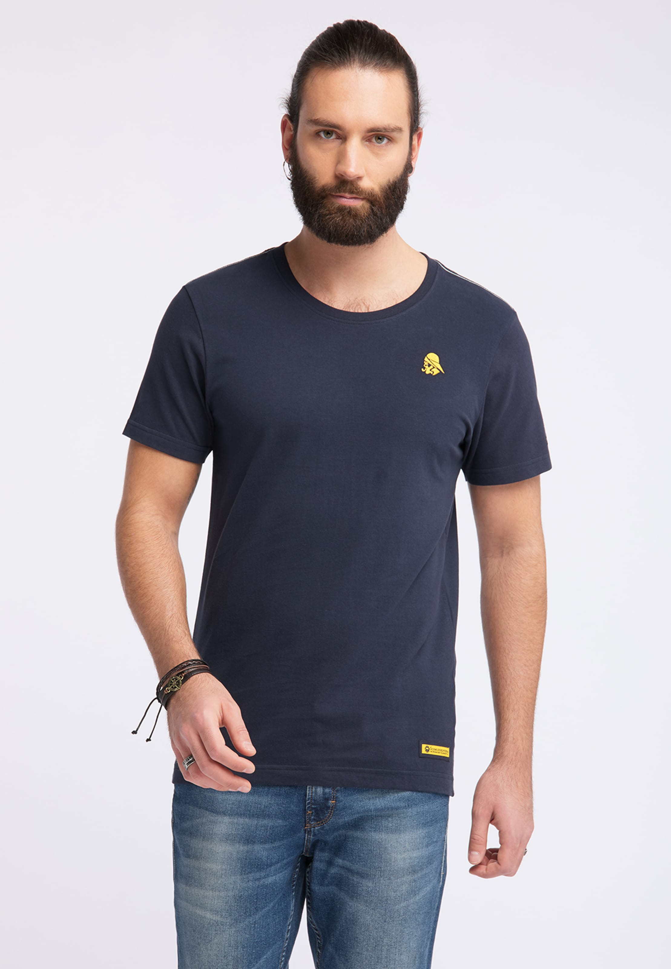 En Bleu Schmuddelwedda T Outremer shirt N8Xkw0nOP