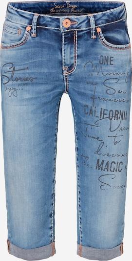 Soccx Jeansshorts 'RO:MY' in blue denim, Produktansicht