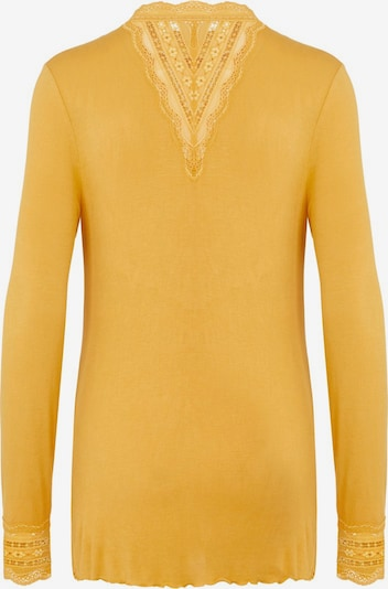 MAMALICIOUS Umstandshirt in gelb, Produktansicht