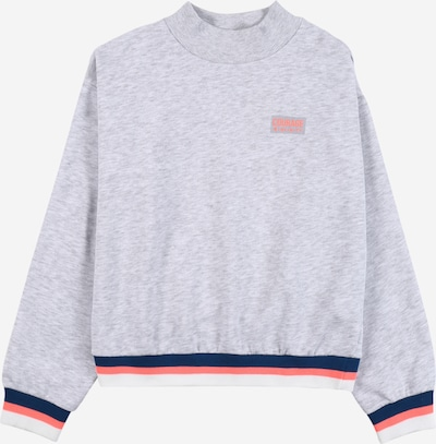 STACCATO Sweatshirt in blue / light grey / coral / white, Item view