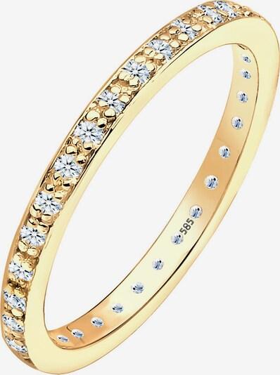 Diamore Ring in gold / silber, Produktansicht
