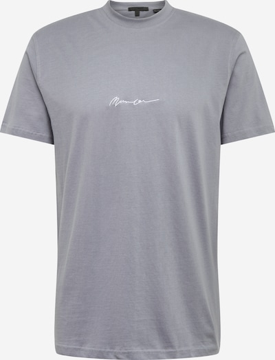Mennace Shirt in violettblau, Produktansicht