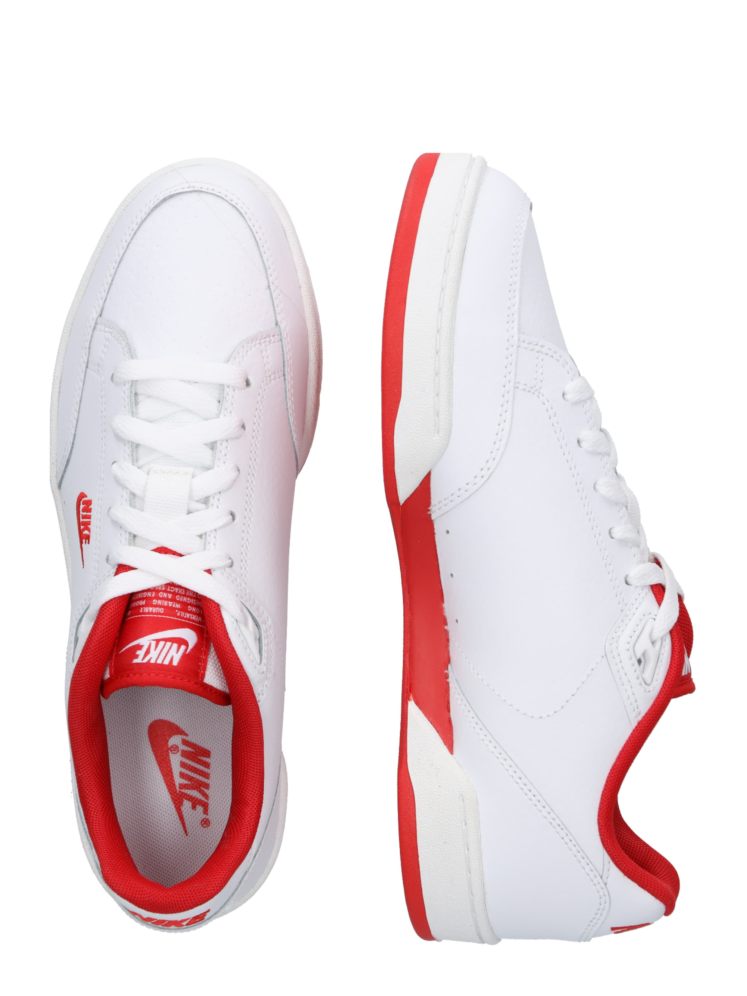 In Sportswear 'grandstand Sneaker Ii' Nike RotWeiß TwXliPkZuO