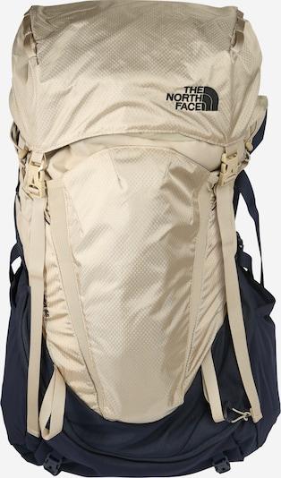 THE NORTH FACE Sport-Tasche 'Terra' in kitt / dunkelblau / schwarz, Produktansicht