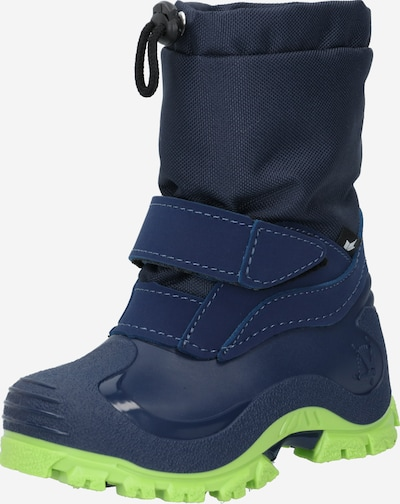 LICO Schuhe 'Werro' in blau, Produktansicht