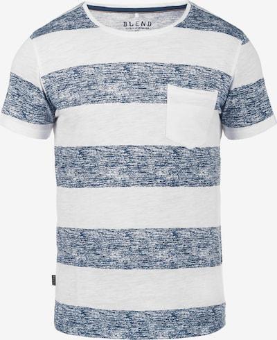 BLEND Rundhalsshirt 'Vegas' in blau / navy, Produktansicht