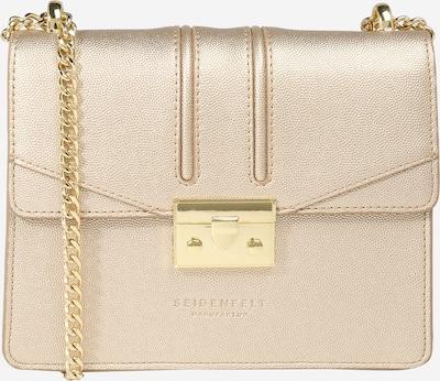 Seidenfelt Manufaktur Bolso de hombro en oro, Vista del producto
