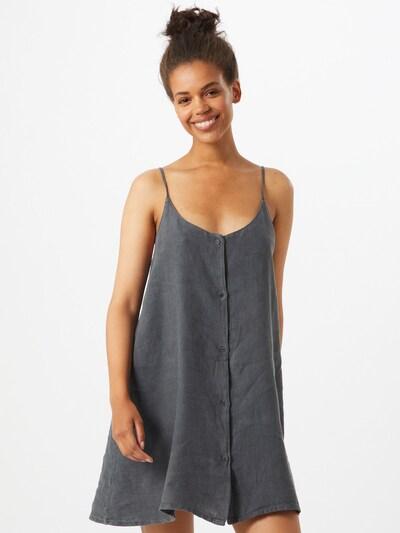 AMERICAN VINTAGE Kleid 'Tibtown' in dunkelgrau, Modelansicht