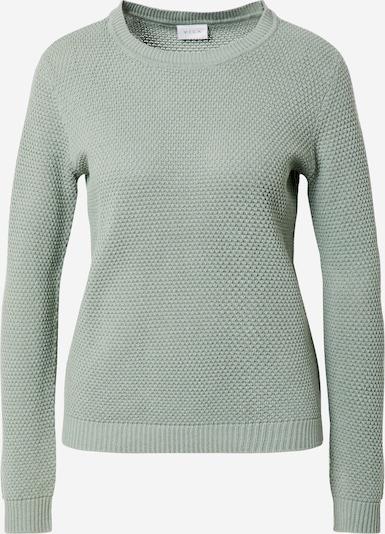 VILA Pullover 'Chassa' i pastelgrøn, Produktvisning