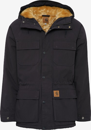 Carhartt WIP Winterparka 'Mentley' in de kleur Navy, Productweergave