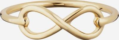 caï Ring 'Infinity C7374R/90/00' in gold, Produktansicht
