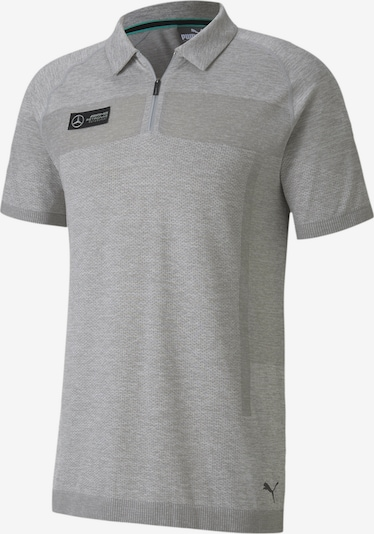 PUMA Shirt 'Mercedes RCT' in grau, Produktansicht