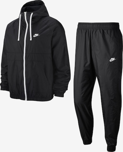 NIKE Trainingsanzug 'M NSW CE TRK SUIT HD WVN' in schwarz, Produktansicht