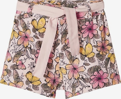NAME IT Blumenprint Shorts in mischfarben, Produktansicht