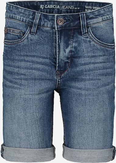 GARCIA Shorts 'TAVIO' in blau, Produktansicht