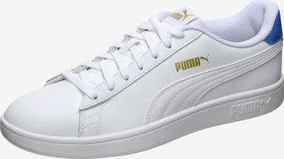 PUMA Sneaker 'Smash v2' in royalblau / weiß, Produktansicht