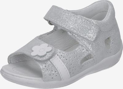 Pepino Sandalen in silber, Produktansicht