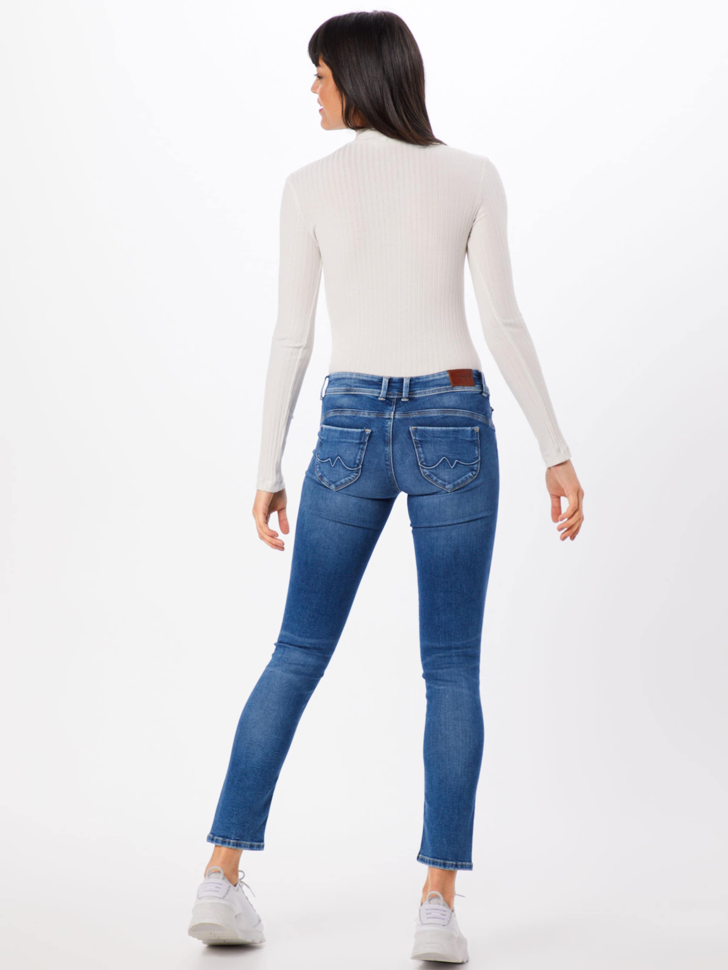 Blue In Pepe 'new Denim Jeans Brooke' mNvn80wO