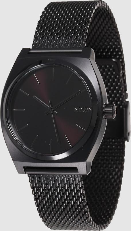 Nixon Armbanduhr 'Time Teller Milanese'