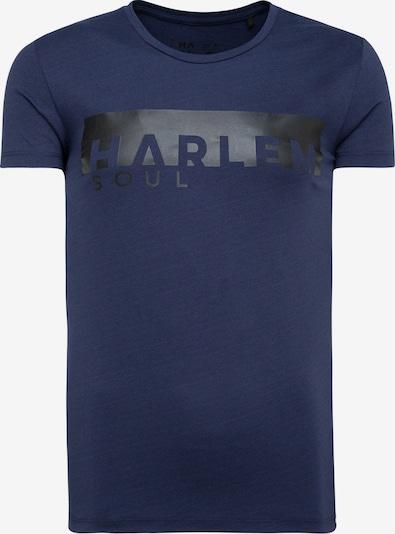 Harlem Soul T-Shirt 'Bel-Fast' in dunkelblau, Produktansicht