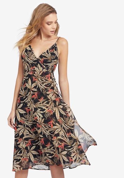khujo Kleid 'Jade' in schwarz, Produktansicht