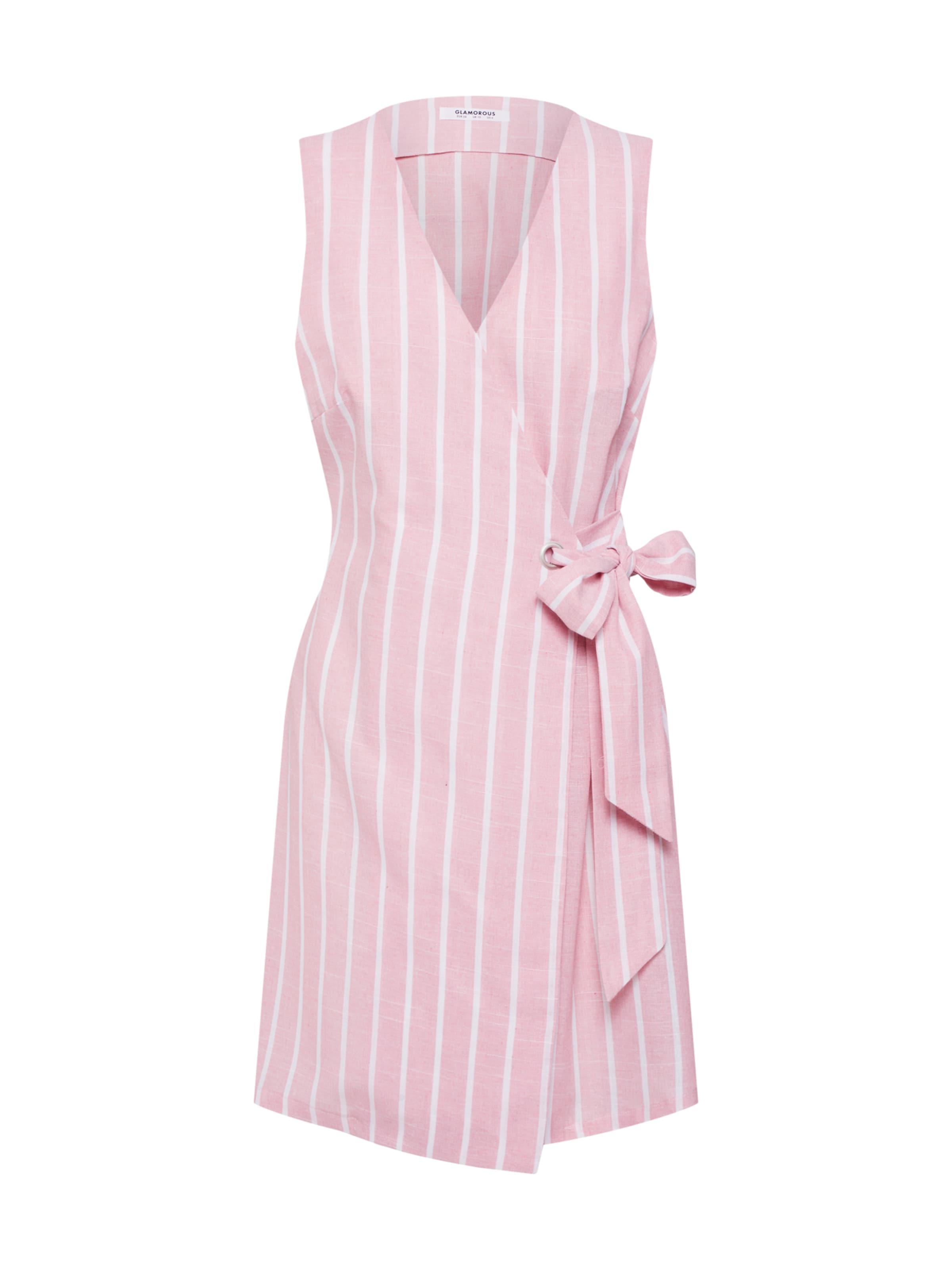 Glamorous In Kleid 'ea0104' PinkWeiß srdQCthx