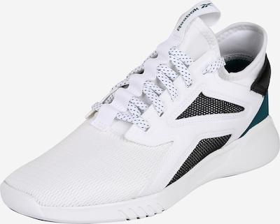 REEBOK Športová obuv 'FREESTYLE MOTION LO' - smaragdová / čierna / biela, Produkt
