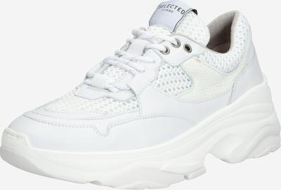 Sneaker bassa 'SLFGAVINA TRAINER NOS' SELECTED FEMME di colore bianco, Visualizzazione prodotti