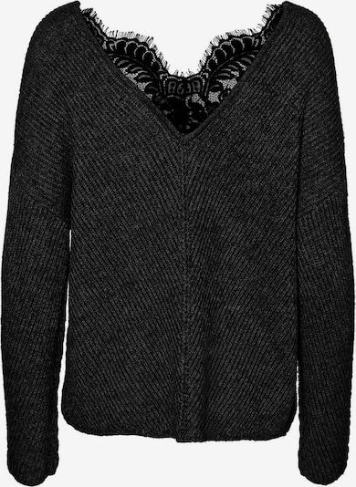 VERO MODA Strickpullover in schwarz, Produktansicht