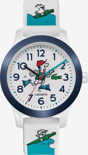 LACOSTE Uhr in türkis / weiß, Produktansicht