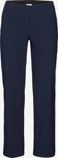 Pantaloni SHEEGO pe albastru marin, Vizualizare produs