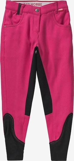 RED HORSE Hose 'HANNAH' in pink / schwarz, Produktansicht