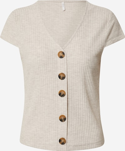 ONLY Shirt 'NELLA ' in stone, Produktansicht