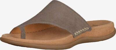 GABOR Sandale in taupe, Produktansicht