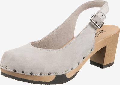 SOFTCLOX Vicki Klassische Sandaletten in hellbeige, Produktansicht