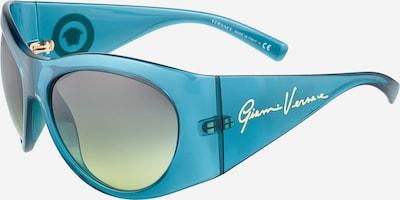 VERSACE Sonnenbrille in grün / transparent, Produktansicht