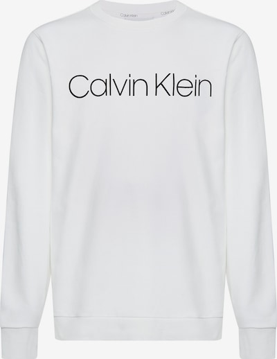 Calvin Klein Jaka ar kapuci pieejami balts: Priekšējais skats