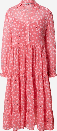 Tommy Jeans Kleid 'TJW Floral' in pink / rot / weiß, Produktansicht