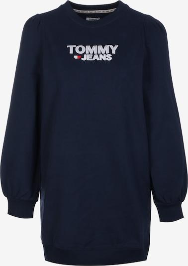Tommy Jeans Kleid ' Heart Logo ' in dunkelblau / rot / weiß, Produktansicht