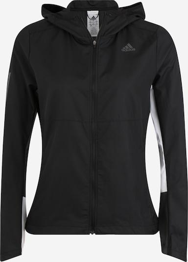 ADIDAS PERFORMANCE Sportjas 'OWN THE RUN' in de kleur Zwart, Productweergave
