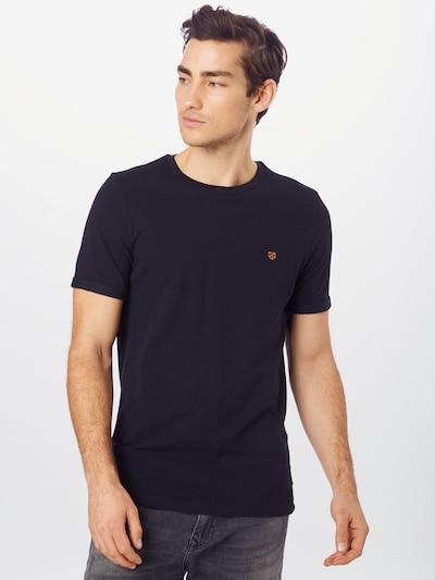 JACK & JONES Shirt in de kleur Zwart: Vooraanzicht