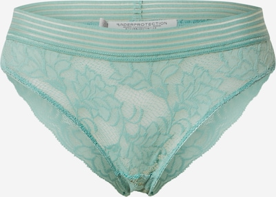 Underprotection Slip 'Gilda' in mint, Produktansicht