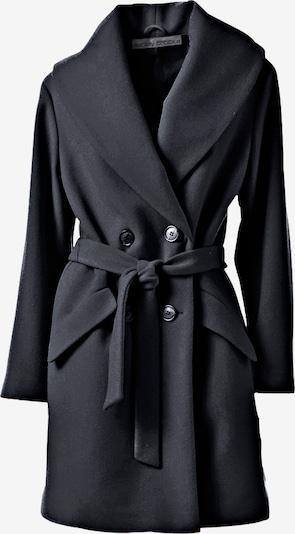 Demisezoninis paltas iš heine , spalva - tamsiai mėlyna, Prekių apžvalga