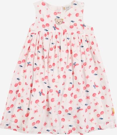 Steiff Collection Kleid in pink / weiß, Produktansicht