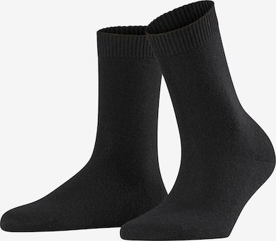 FALKE Socken 'Cosy Wool' in schwarz, Produktansicht