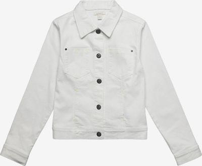 ESPRIT Jeansjacke in weiß, Produktansicht
